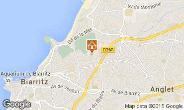 Carte Biarritz Maison 59658
