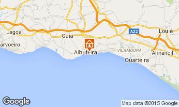 Carte Albufeira Appartement 32301