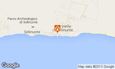 Carte Castelvetrano Selinunte Appartement 64171