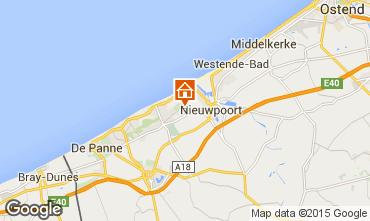 Carte Nieuport Appartement 9584