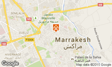 Carte Marrakech Maison 14098