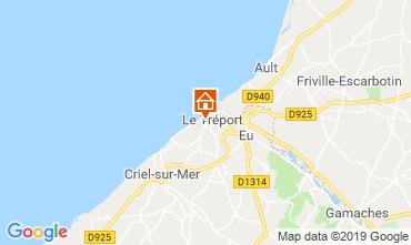 Carte Le Tréport Maison 118471