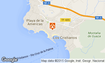 Carte Los Cristianos Appartement 99539