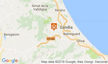 Carte Gandie Chalet 115732