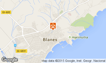 Carte Blanes Appartement 98942