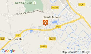Carte Deauville Mobil-home 105851