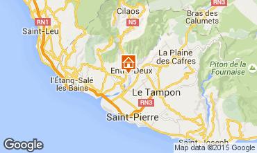 Carte L'Entre Deux Villa 73361
