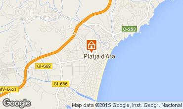 Carte Playa d'Aro Appartement 87177