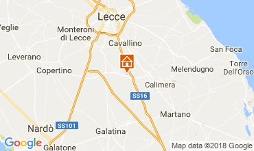 Carte Lecce Villa 113783