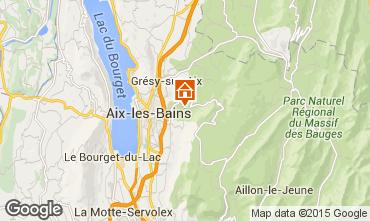 Carte Aix Les Bains Maison 84393