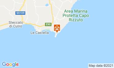Carte Isola di Capo Rizzuto Appartement 89444