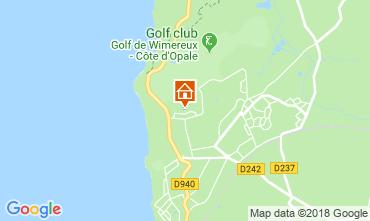 Carte Wimereux Maison 117593