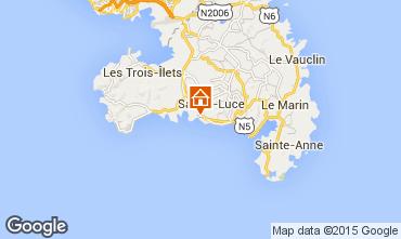 Carte Sainte Luce Appartement 15113