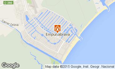 Carte Empuriabrava Appartement 69678