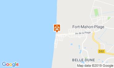 Carte Fort Mahon Appartement 67417
