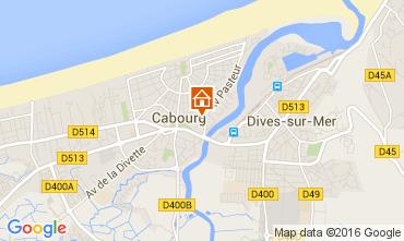 Carte Cabourg Maison 54311