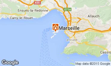 Carte Marseille Studio 88396