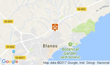 Carte Blanes Appartement 111066