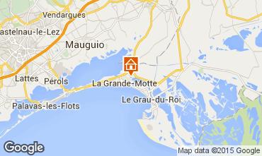 Carte La Grande Motte Appartement 15822