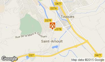 Carte Deauville Mobil-home 30015