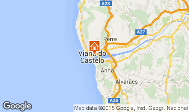 Carte Viana Do castelo Appartement 73043