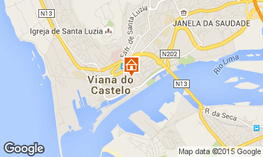 Carte Viana Do castelo Appartement 73043