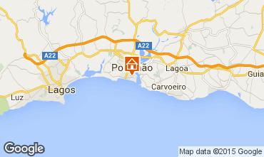 Carte Praia da Rocha Appartement 84039