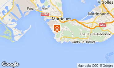 Carte Martigues Maison 92916