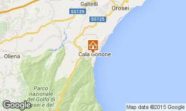 Carte Cala Gonone Appartement 77177