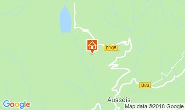 Carte Aussois Chalet 91664