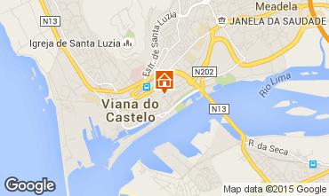 Carte Viana Do castelo Maison 35968