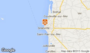 Carte Granville Appartement 88834