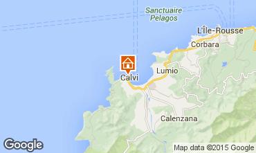 Carte Calvi Studio 7990