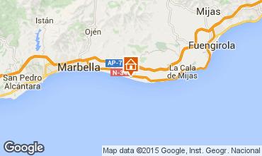 Carte Marbella Appartement 100768