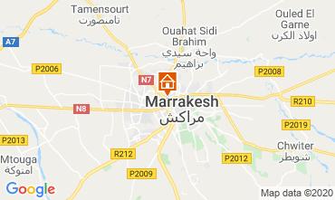 Carte Marrakech Appartement 70324