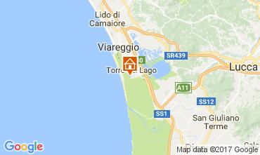 Carte Viareggio Mobil-home 106277