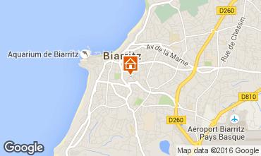 Carte Biarritz Appartement 84307