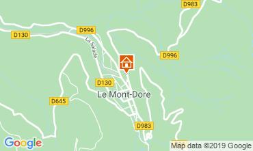 Carte Le Mont Dore Maison 39305