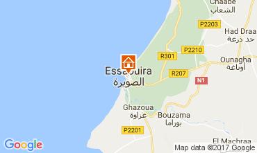Carte Essaouira Villa 107598
