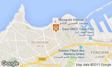 Carte Casablanca Appartement 31988