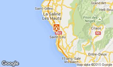 Carte Saint Leu Appartement 83095