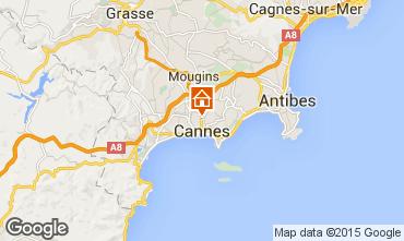 Carte Cannes Studio 77031