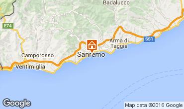 Carte Sanremo Appartement 64571