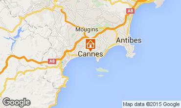 Carte Cannes Appartement 94822