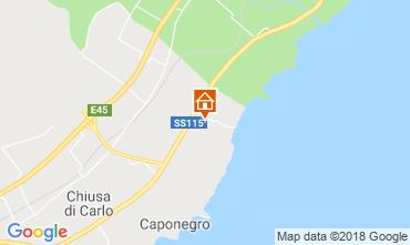 Carte Avola Villa 116152