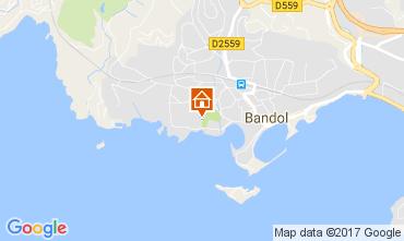 Carte Bandol Studio 110458