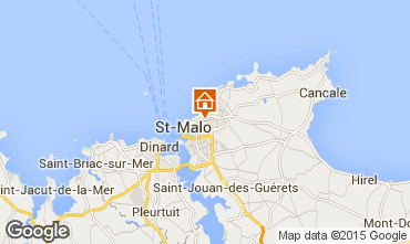 Carte Saint Malo Studio 26263
