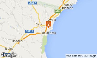 Carte Noto Villa 82978
