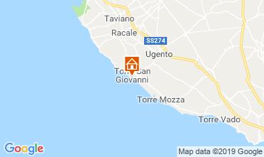 Carte Ugento - Torre San Giovanni Chambre d'hôte 118712
