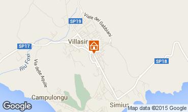 Carte Villasimius Appartement 72288